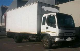 8 tonne truck for hire!!!