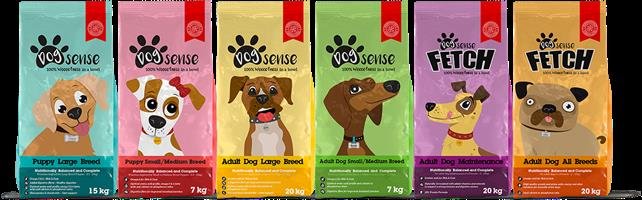 DOGSENSE Dog Food available at PETS4LIFE BRACKENFELL