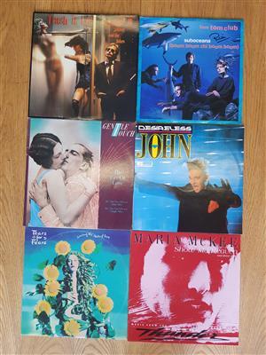 Vinyl Maxi Collection