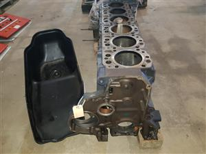 MAN 407 Engine Block