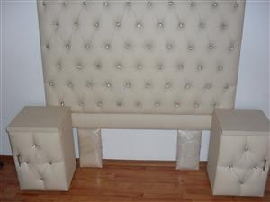 HEAD BOARD AND X2 PEDESTALS