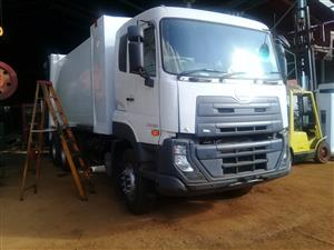Make a Date with us ,we have the best deals in store for you.Brand new Nissan compactor truck