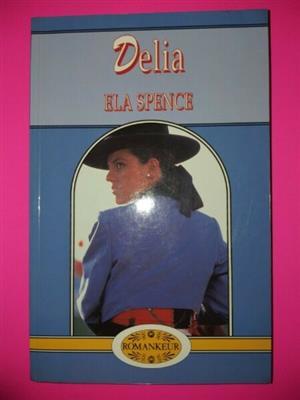 Delia - Ela Spence.