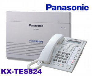 Panasonic and Samsung IP-PABX, VOIP, IP phones, installations and maintenance