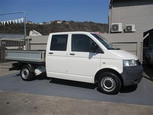 2008 VW Transporter 1.9TDI double cab