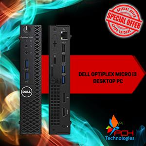 OptiPlex 3050 Micro i3  ( NEW out of Box Special) - R6500