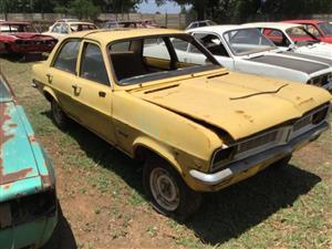 For Sale: Chevrolet Firenze 4 Door