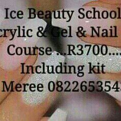 Ice Cosmetics nail and beauty training academy