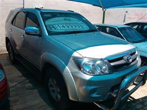 2008 Toyota Fortuner FORTUNER 4.0 V6 4X4 A/T