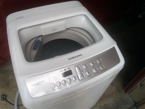 Samsung 6kg Top loader washing machine for sale