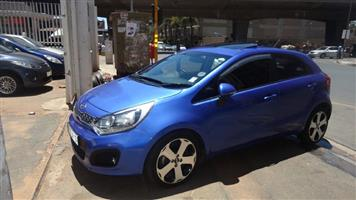 2014 Kia Rio 1.4 5 door high spec