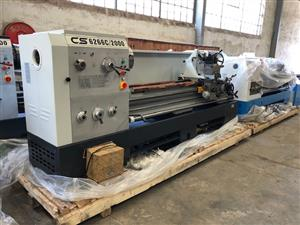 Lathe,  2000mm B/Centres, 660mm Swing, 105mm Bore, Brand New