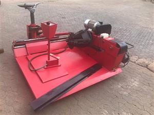 Automatic Tyre Changer - BRIGHT C590