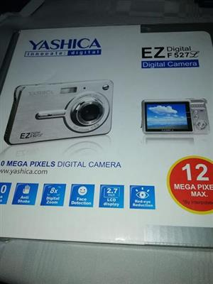 Brand new Yashica camera