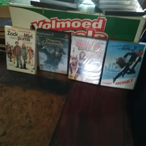 Dvds very good condition