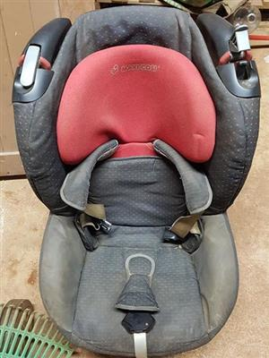 Two Baby car seats for sale