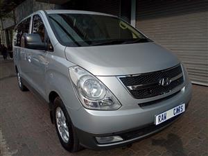 2010 Hyundai H1 H 1 2.4 Multicab GL