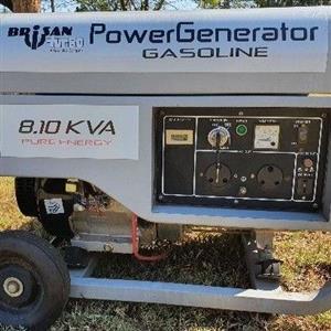Generator 8.1kVA