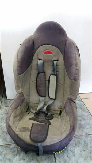 Car seat Safeway Imola   In perfect condition