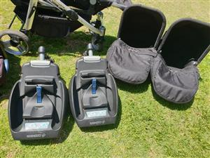 Double Trouble Travel System