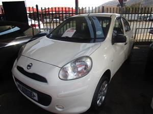 2011 Nissan Micra 1.2 Acenta
