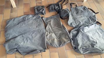 Ranger Canvas Seat covers