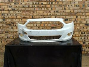 Ford figo Latest Shape Front Bumper skin