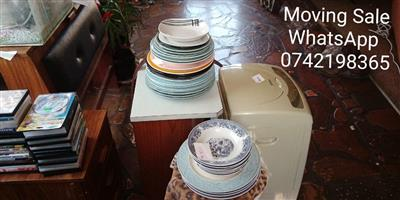 Various plates for sale