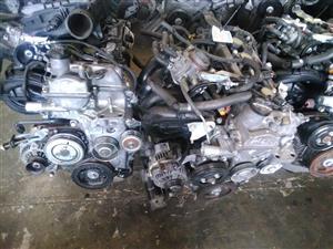 TOYOTA AVANZA 1.5 ENGINE