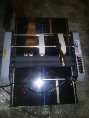 Semi Automatic Booklet Maker