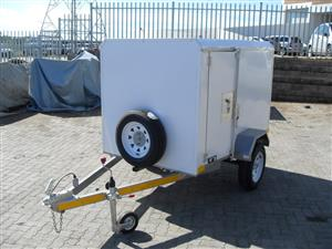 Newly built luggage/cargo trailer for sale