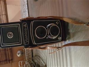 Vintage camera excellent condition