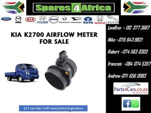 Kia k2700 airflow meter for sale !!