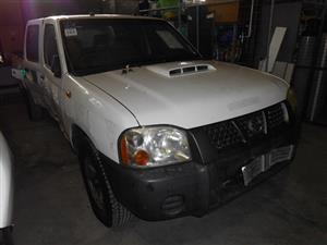 2012 Nissan NP300 Hardbody 2.5TDi