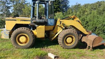 1.8 cubic / meter Front end loader