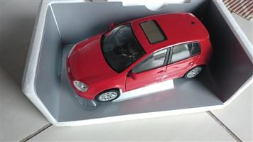 Diecast collectable VW Golf MK5