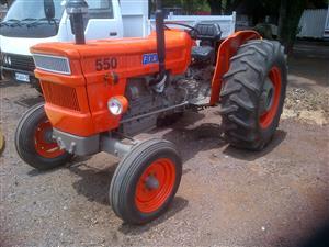 Fiat 550 tractor