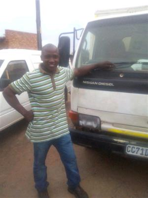MALAWIAN DRIVER & MECHANIC