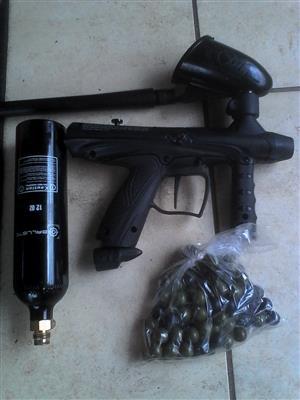 Tippmann gryphon paintball gun