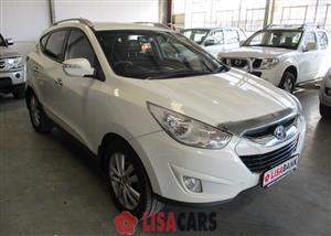 2012 Hyundai ix35 2.0CRDi Executive