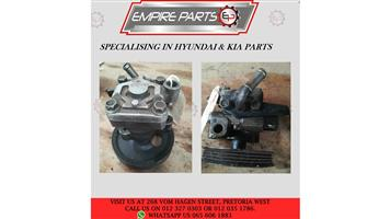 *POWER STEERING PUMP* - KI001 KIA PICANTO 1.2 EX 2011 G4LA