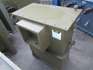 50kVA, 525v Hv, 400v Lv Transformer - ON AUCTION
