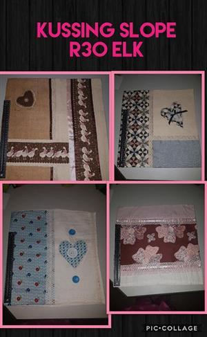 Various pillow covers