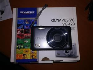 Olympus VG 120 Camera for sale