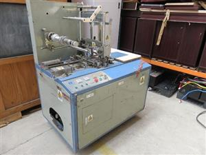 DVD wrapping machine - ON AUCTION