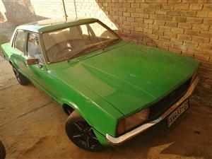 1978 Ford Cortina
