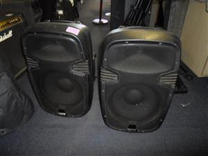 Hybrid PM-12 Speakers