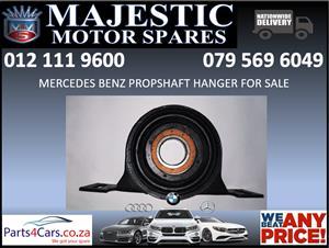 Mercedes benz prop shaft hanger for sale