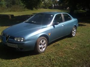 1999 Alfa Romeo 156 2.0 Twin Spark Veloce Ti