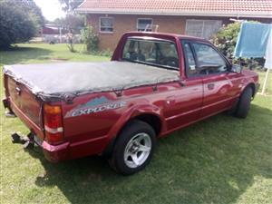1995 Ford Bantam 1.6i (aircon)